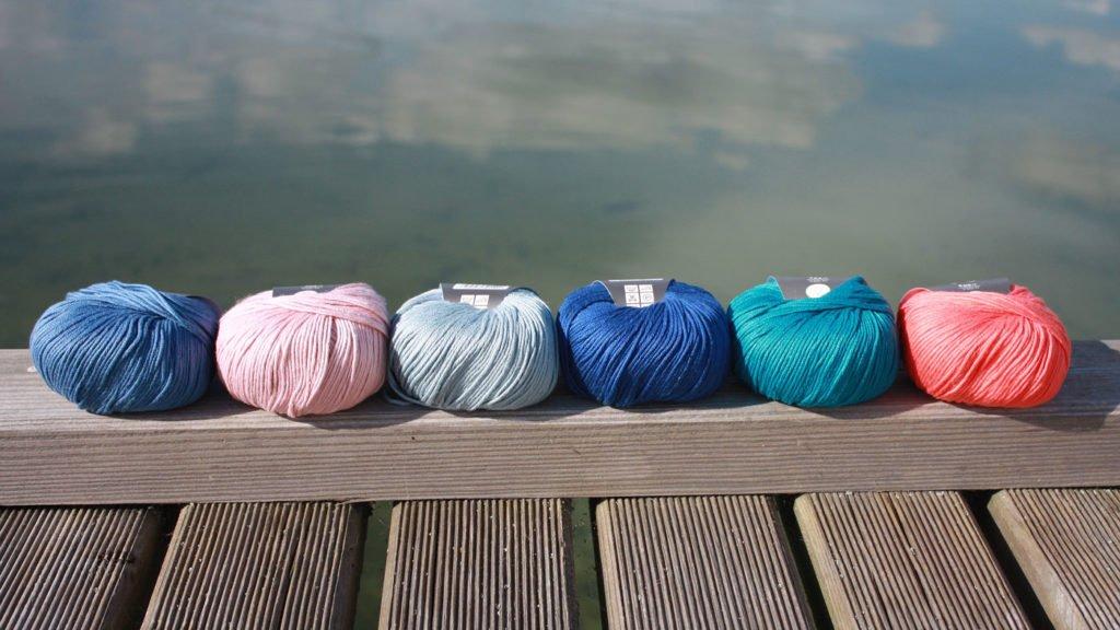 włoczka lamana bawełna sklep z włóczkami