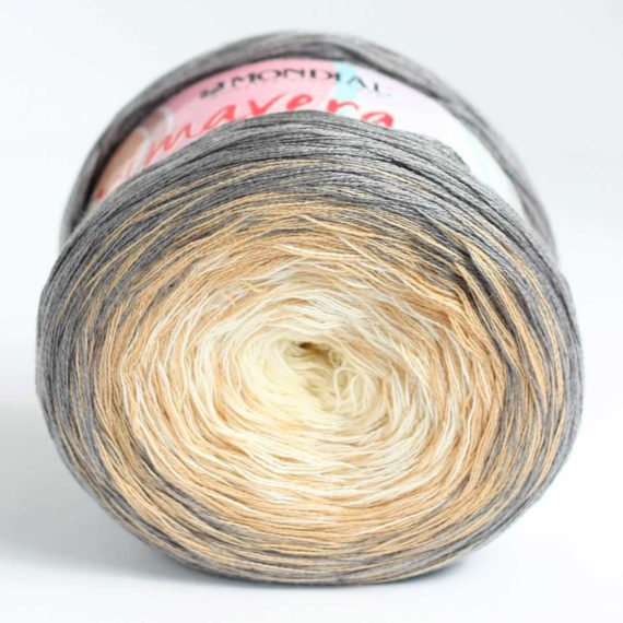 włóczka bawełna kokonek