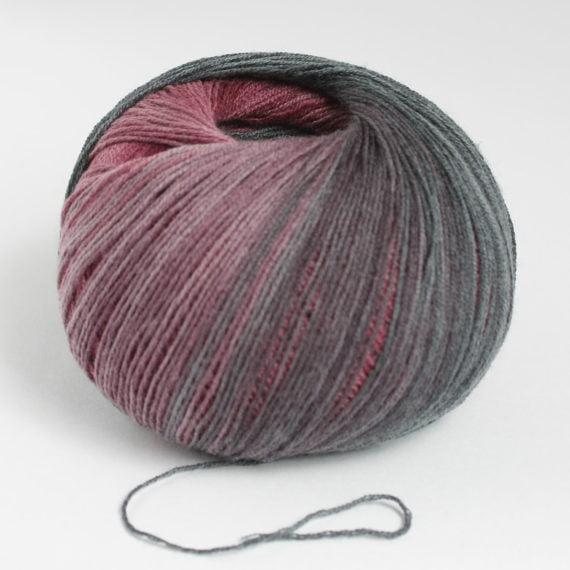 włóczka merino 400 lace color Lang Yarns
