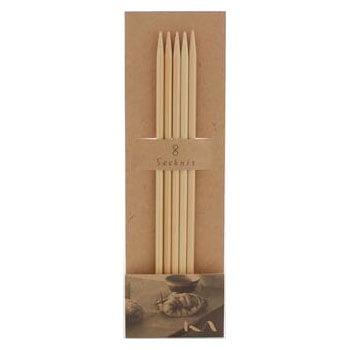 druty bambusowe skarpetkowe