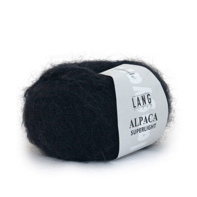 włóczka alpaca superlight Lang Yarns